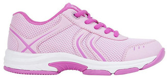 Clarks Action School Shoes Baby Pink 1 E+