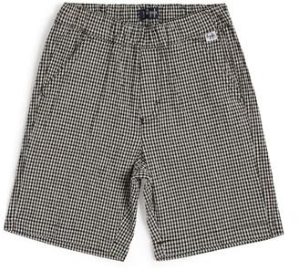Il Gufo Gingham Check Bermuda Shorts