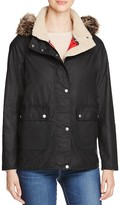 Barbour Crevasse Waxed Jacket