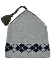 J.Mclaughlin Cypress Knitted Hat in Argyle