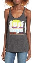 Roxy Women's Surf Baja Graphic Tank