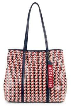 Tommy Hilfiger Roma Printed Tote Bag