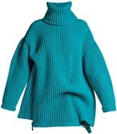Balenciaga Long-sleeved roll-neck sweater