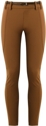 Gloria Coelho Panelled Skinny Trousers