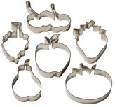 Set of 6 Fruit themed Cookie Cutters