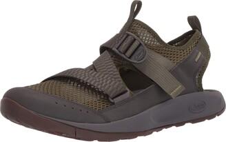 Chaco Men's Odyssey Sandal Gray 9 M US