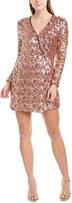 ML Monique Lhuillier Shift Dress