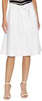 Linen High-Waisted Culottes