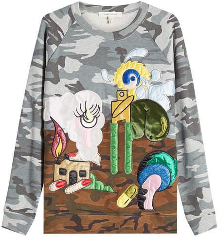 Marc Jacobs Cotton Sweatshirt