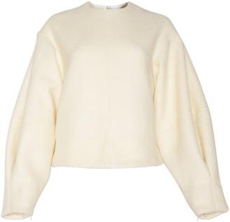 Studio Amelia Astral Cocoon Wool-Blend Sweater