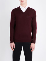 Polo Ralph Lauren V-neck wool jumper