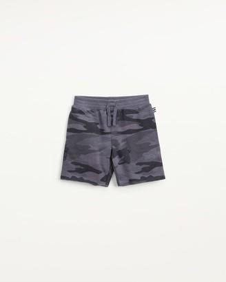 Splendid Toddler Boy Blue Camo Short