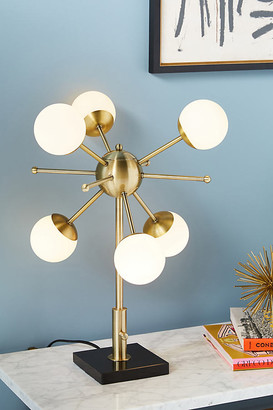 Anthropologie Doppler LED Table Lamp By in Brown Size ALL