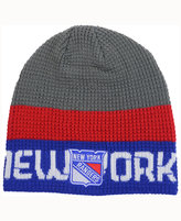 Reebok New York Rangers Player Knit Hat