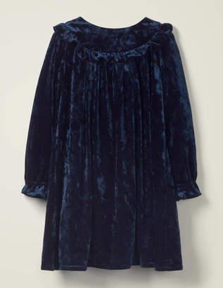 Boden Velvet Party Dress