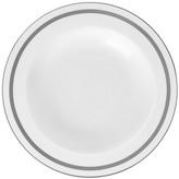 Vera Wang Infinity Rimmed Soup Plate