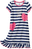 Petit Lem I Love You to the Moon and Back Nightgown (Toddler & Little Girls)