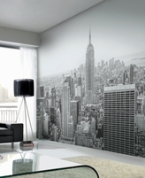 Graham & Brown New York Sky Line Wall Mural Wallpaper