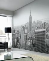 Graham & Brown New York Sky Line Wall Mural Wallpaper