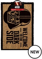 Star Wars Welcome To The Dark Side Doormat