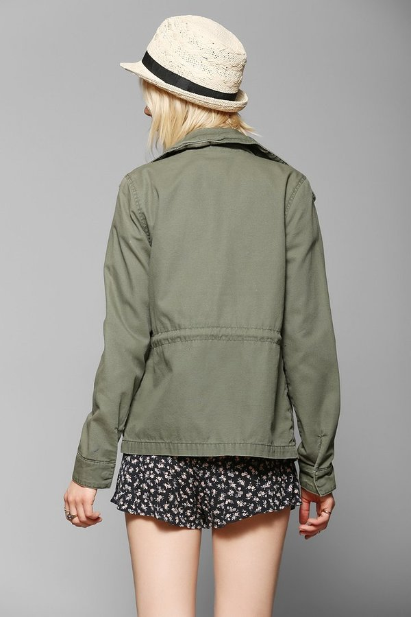 Urban Outfitters Ecote Classic Surplus Jacket