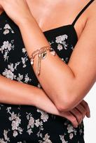 Boohoo Maya Charm Arm Cuff