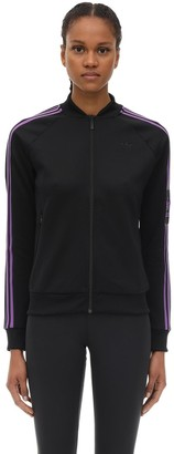 adidas Cotton Blend Track Top