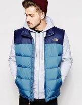 The North Face Nupste 2 Down Gilet - Blue