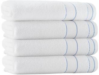 Enchante Home Set Of 4 Monroe Bath Towels