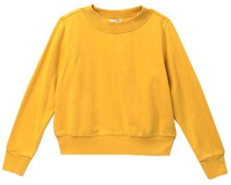 Love, Fire Washed Pullover (Big Girls)