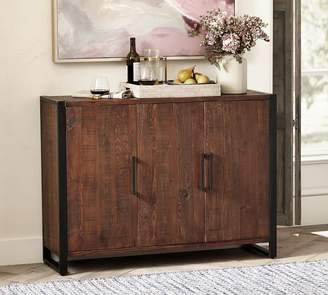Pottery Barn Griffin Reclaimed Wood Buffet