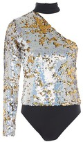 Jaded London **One Sleeve Sequin Body