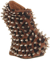 Jeffrey Campbell Shadow Platform Ankle Bt