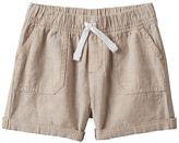 Jumping Beans Baby Boy Jumping Beans® Khaki Striped Roll Cuff Shorts