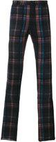 Etro checked pants - men - Acetate/Viscose/Wool - 46