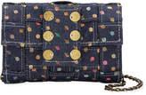 Kooreloo CPO Pixel Jean Clutch Bag
