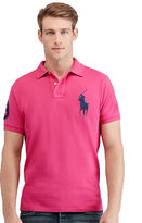 Polo Ralph Lauren Custom-Fit Big Pony Polo