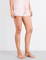 La Perla Silk Essence silk-satin pyjama shorts