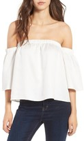 Women's Love, Fire Off The Shoulder Top