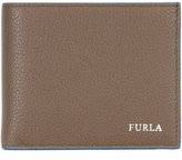 Furla Apollo bifold wallet - men - Calf Leather - One Size