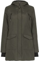 Norden Technical insulating hooded parka