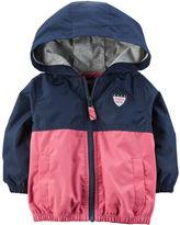 Carter's Colorblock Windbreaker Jacket