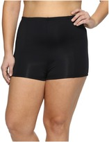Becca by Rebecca Virtue Plus Size Black Beauties Short