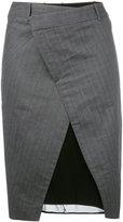 A.F.Vandevorst Superstar skirt - women - Silk/Cotton - 34