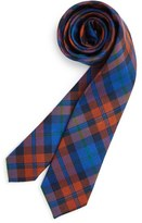 Nordstrom Boy's Plaid Wool & Silk Tie