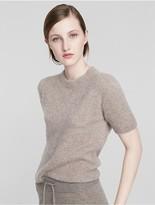 Calvin Klein Collection Cashmere Bouclè T Shirt