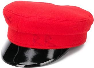 Ruslan Baginskiy Contrast Baker Boy Hat
