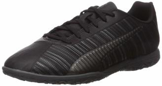 Puma Men's ONE 5.4 IT Sneaker Black Aged Silver 11.5 M US