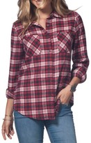 Rip Curl Women's Bonfire Flannel Top