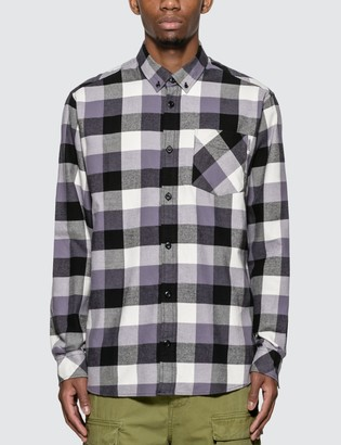 Carhartt Work In Progress Keagan Check Long Sleeve Shirt
